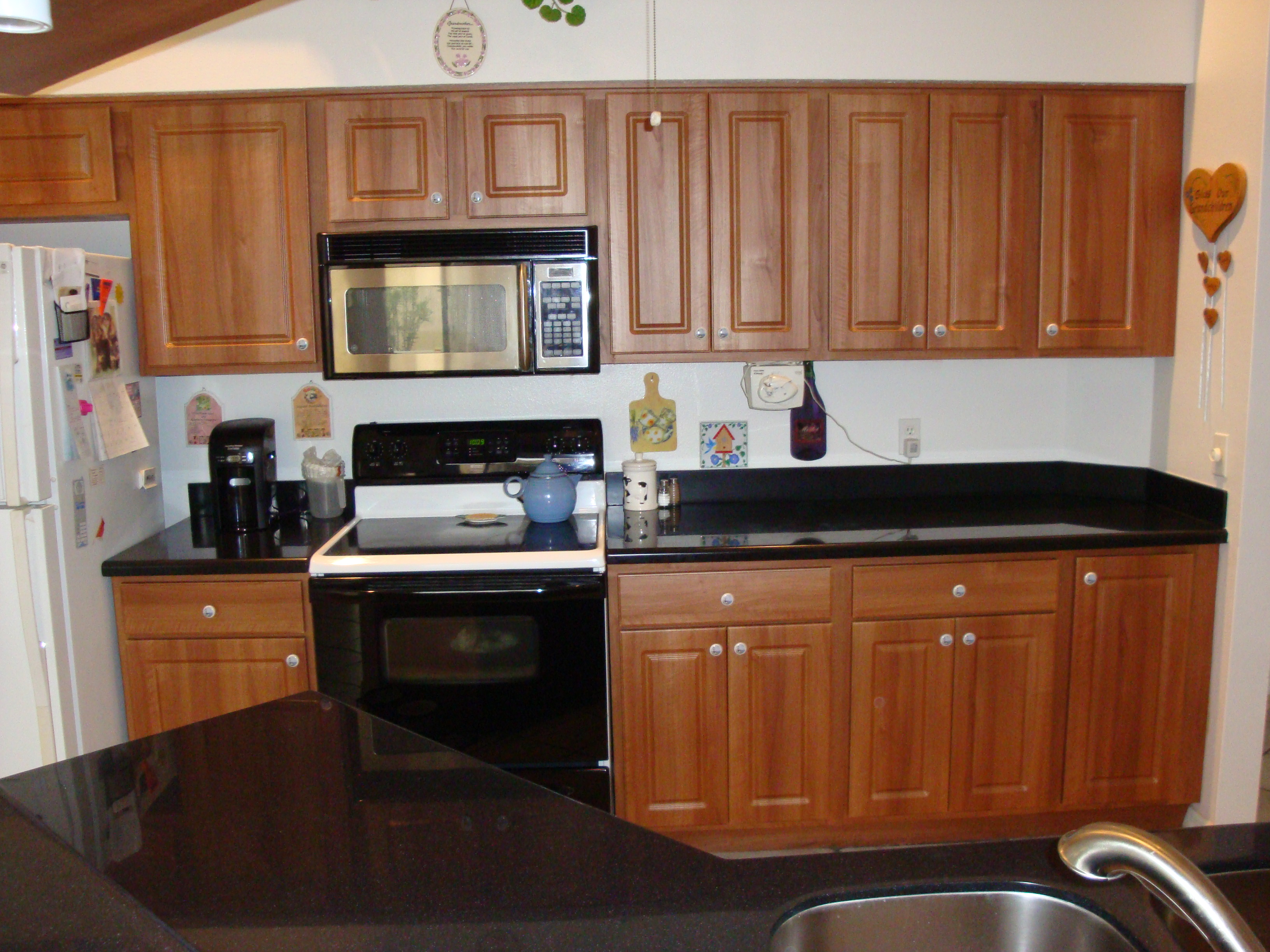 New Countertop Cabinet Refacing Viera Florida